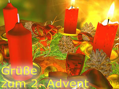 2 advent gb pics gb bilder g stebuchbilder facebook. Black Bedroom Furniture Sets. Home Design Ideas