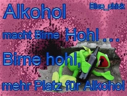 Alkohol und Party
