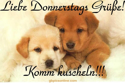 Donnerstag