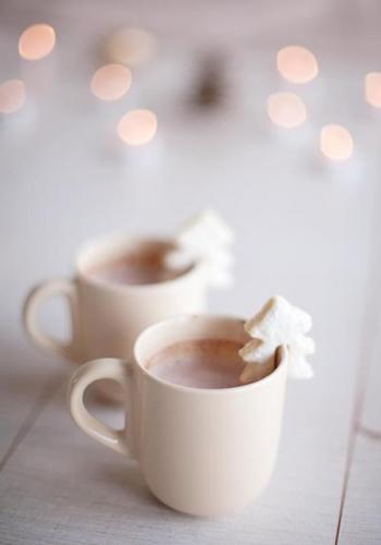 Heiße Schokolade