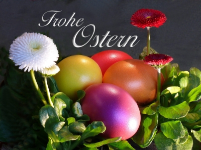 Frohe Ostern Ostern13