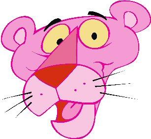 Rosarote Panther